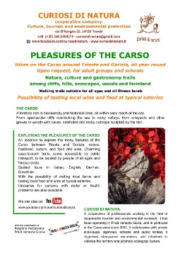 download Pleasures of the Carso